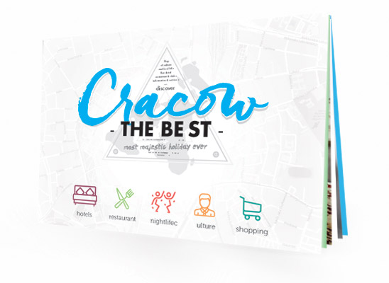 cracow the best guide map of events, club, restaurant, hotel